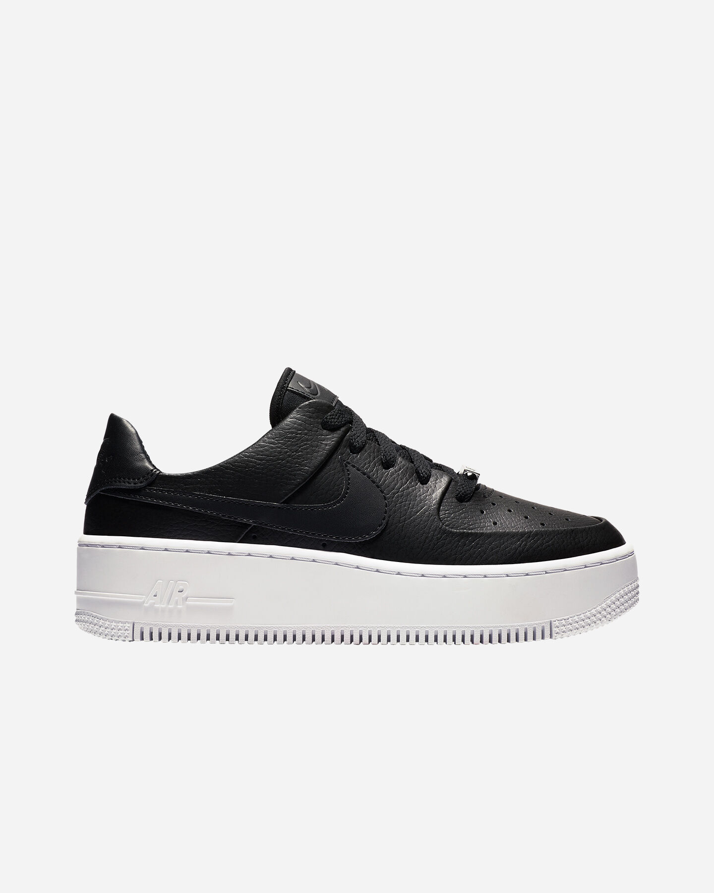 Scarpe sneakers NIKE AIR FORCE 1 SAGE LOW W S2011704 scatto 0