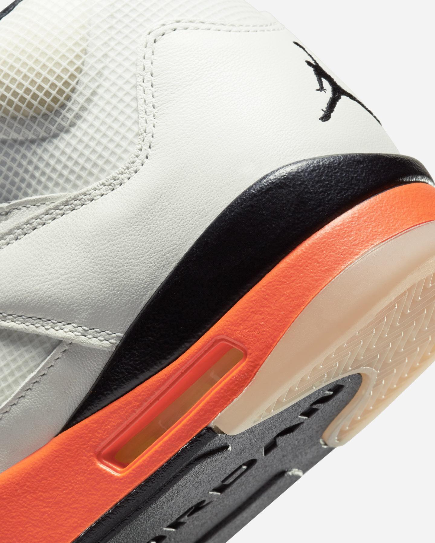 Scarpe sneakers NIKE AIR JORDAN 5 RETRO M S5331188 scatto 5