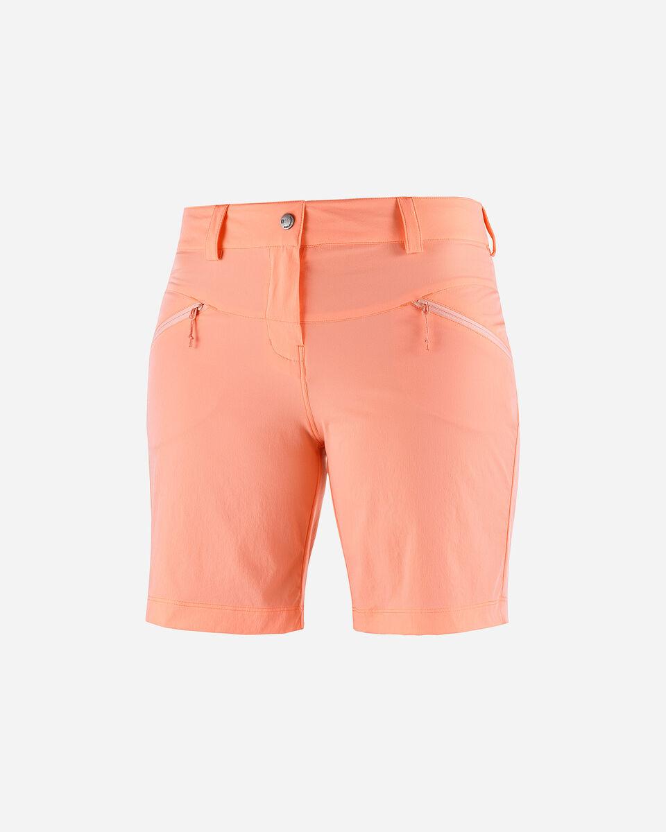 Pantaloncini SALOMON WAYFARER LT W S5191134 scatto 0