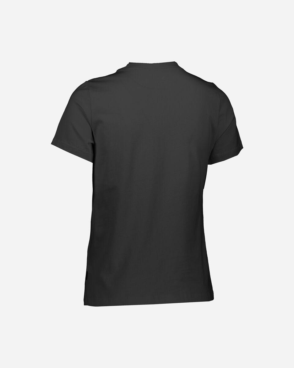 T-Shirt CONVERSE LOGO STAR CHEVRON W S5270918 scatto 1