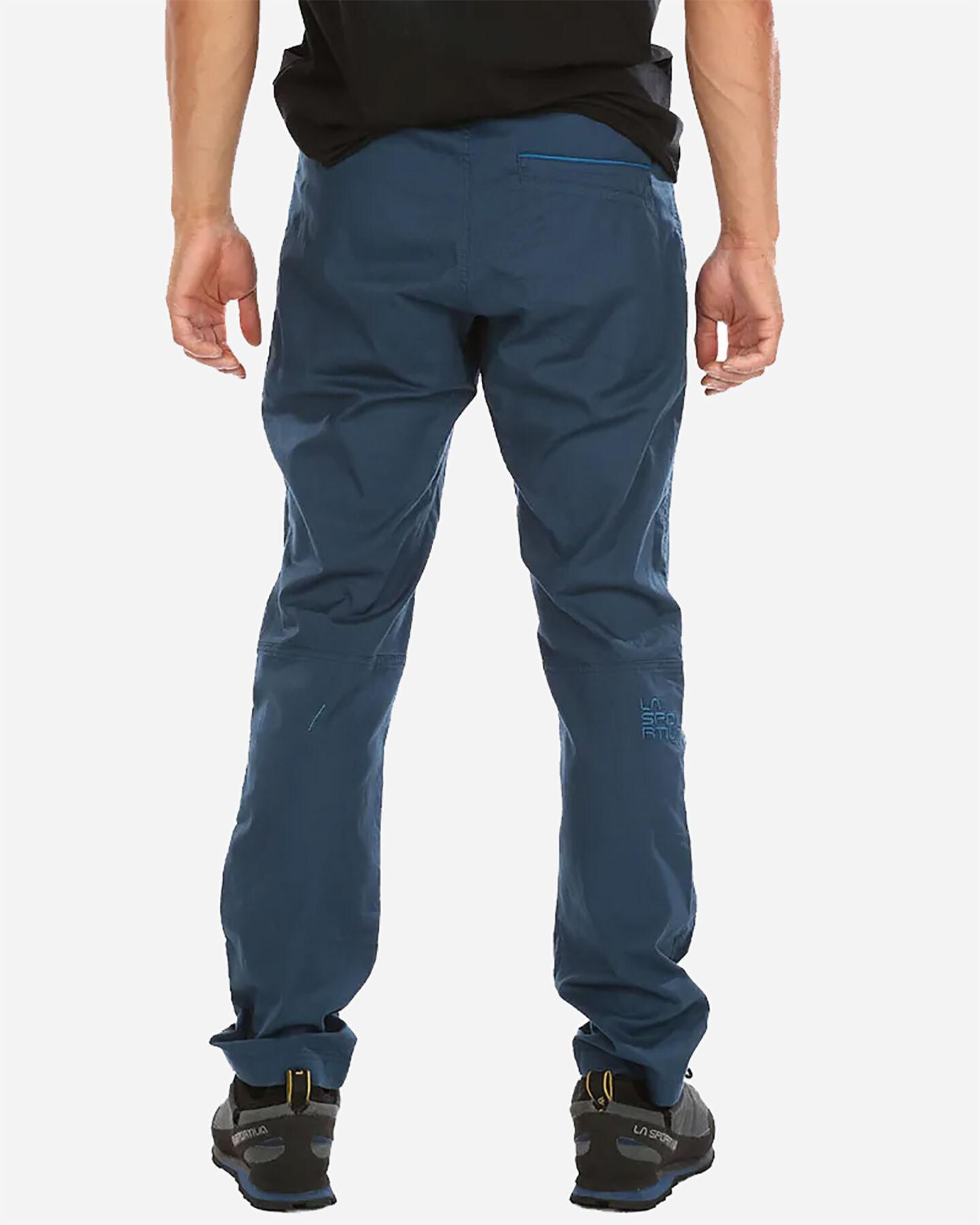 Pantalone outdoor LA SPORTIVA ROOTS M S5198550 scatto 4