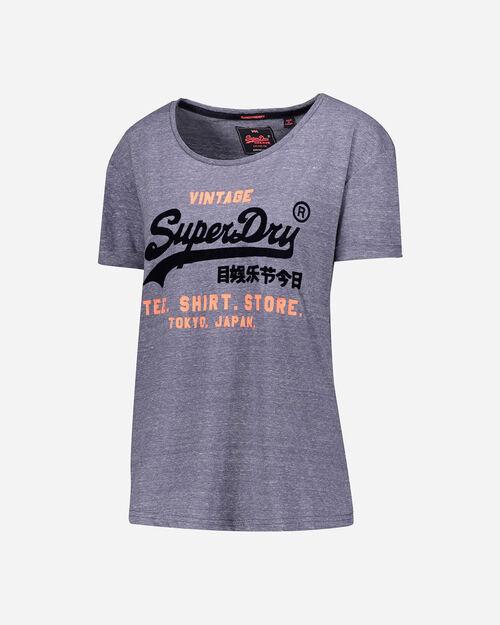 T-Shirt SUPERDRY VINTAGE W