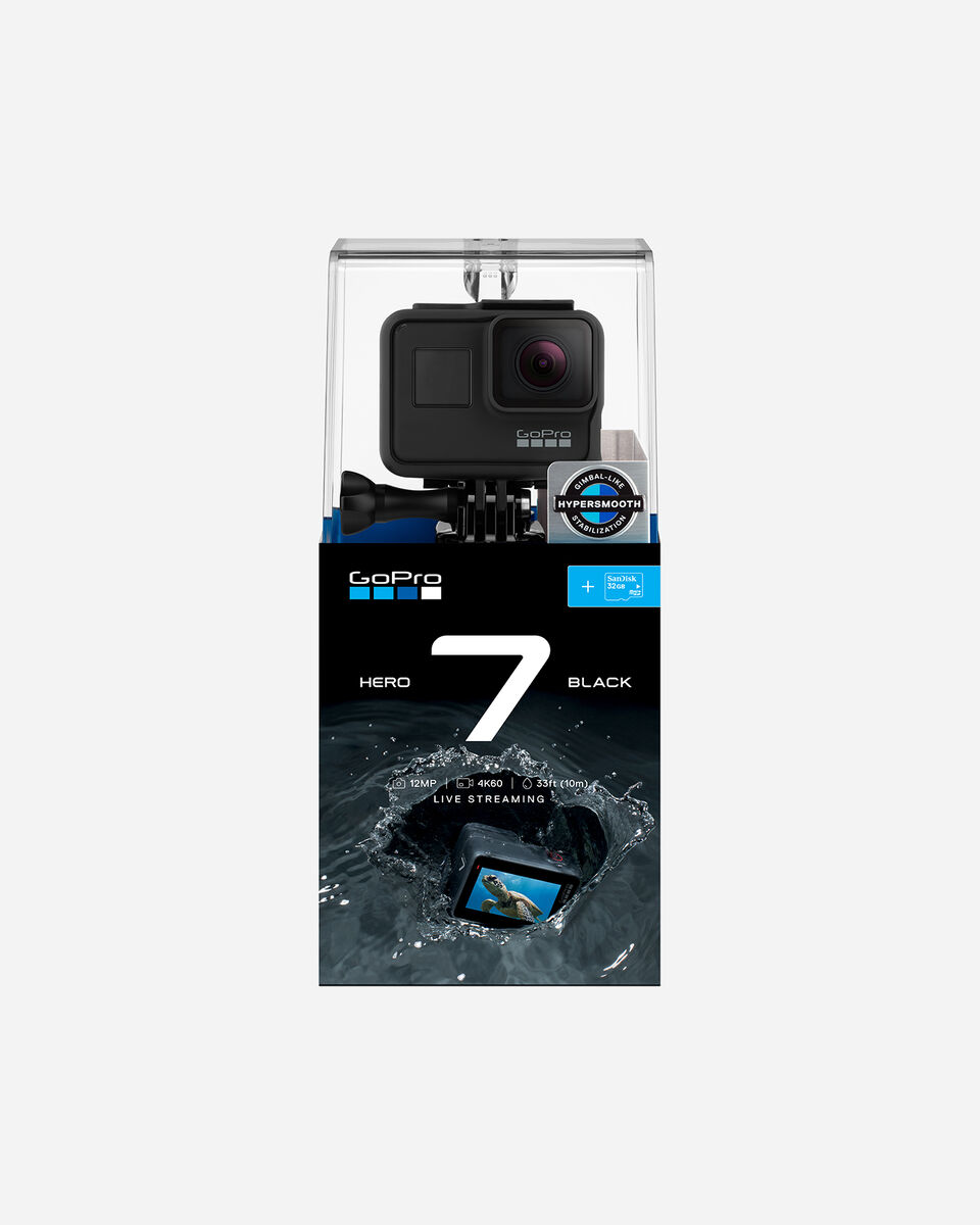 Videocamera GOPRO HERO7 BLACK S4062704|1|UNI scatto 4
