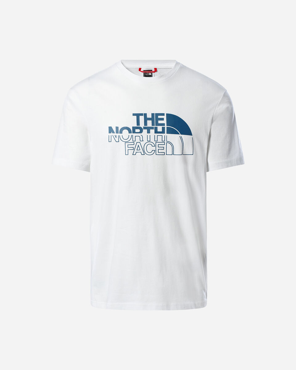 T-Shirt THE NORTH FACE CAMPAY BIG LOGO M S5296497 scatto 0
