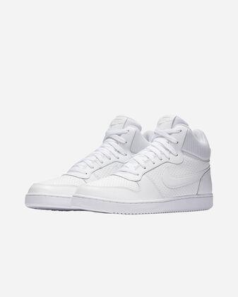 Scarpe sneakers NIKE COURT BOROUGH MID M