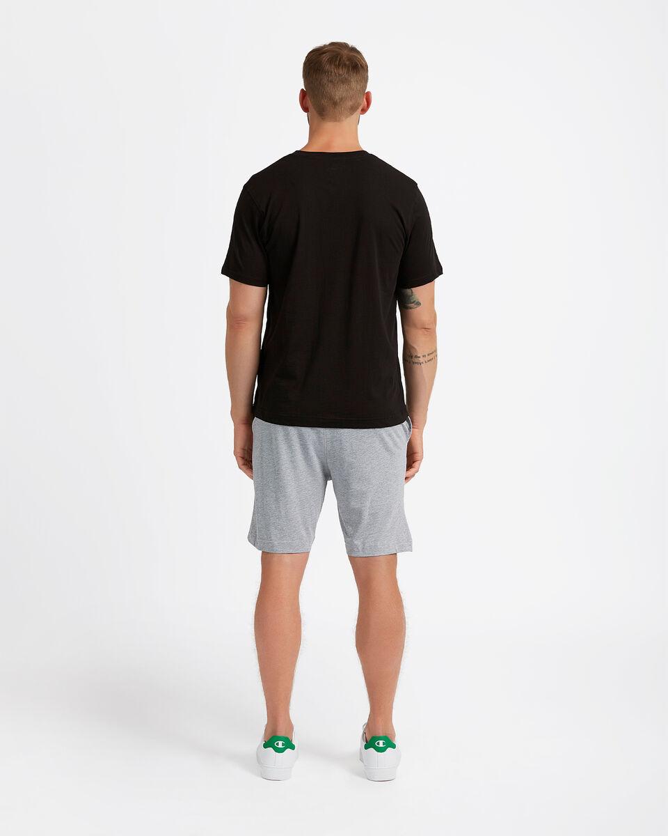 T-Shirt ABC GIROCOLLO M S1298307 scatto 2