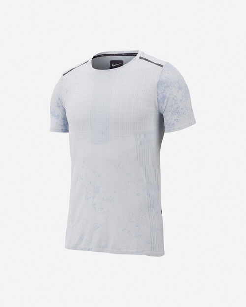 T-Shirt running NIKE SEAMLESS M