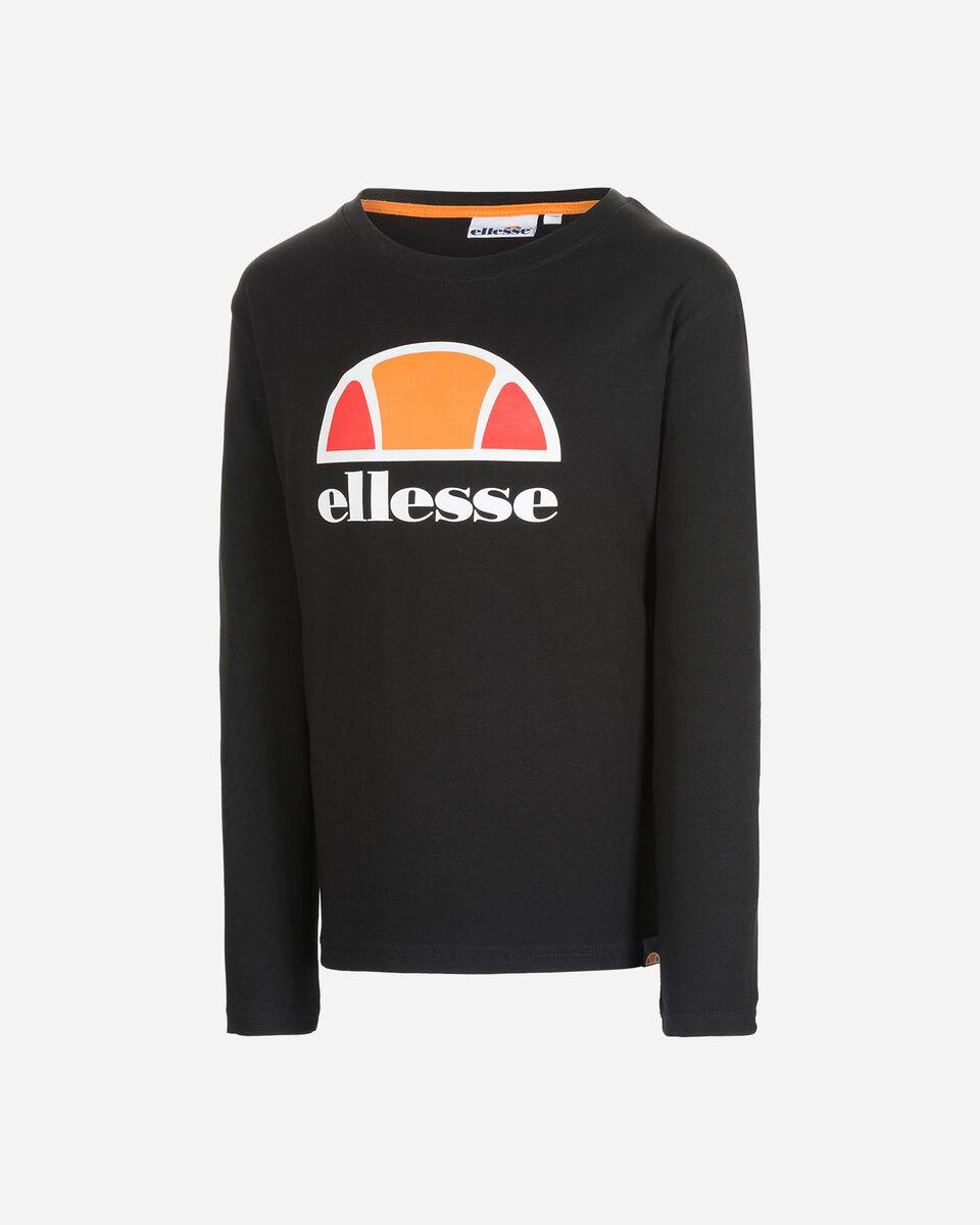 T-Shirt ELLESSE ML JR S4080389 scatto 0