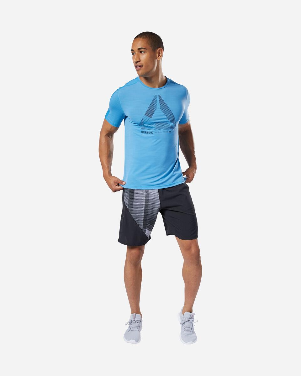 Pantalone training REEBOK SPEEDWICK SPEED M S5081642 scatto 2