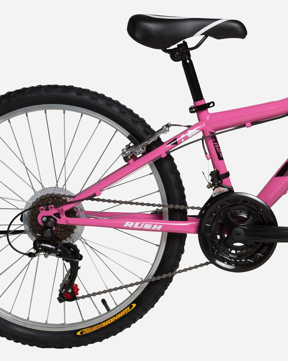 Bici junior RUSH BIKE 24 JR S4081793 1 UNI scatto 1