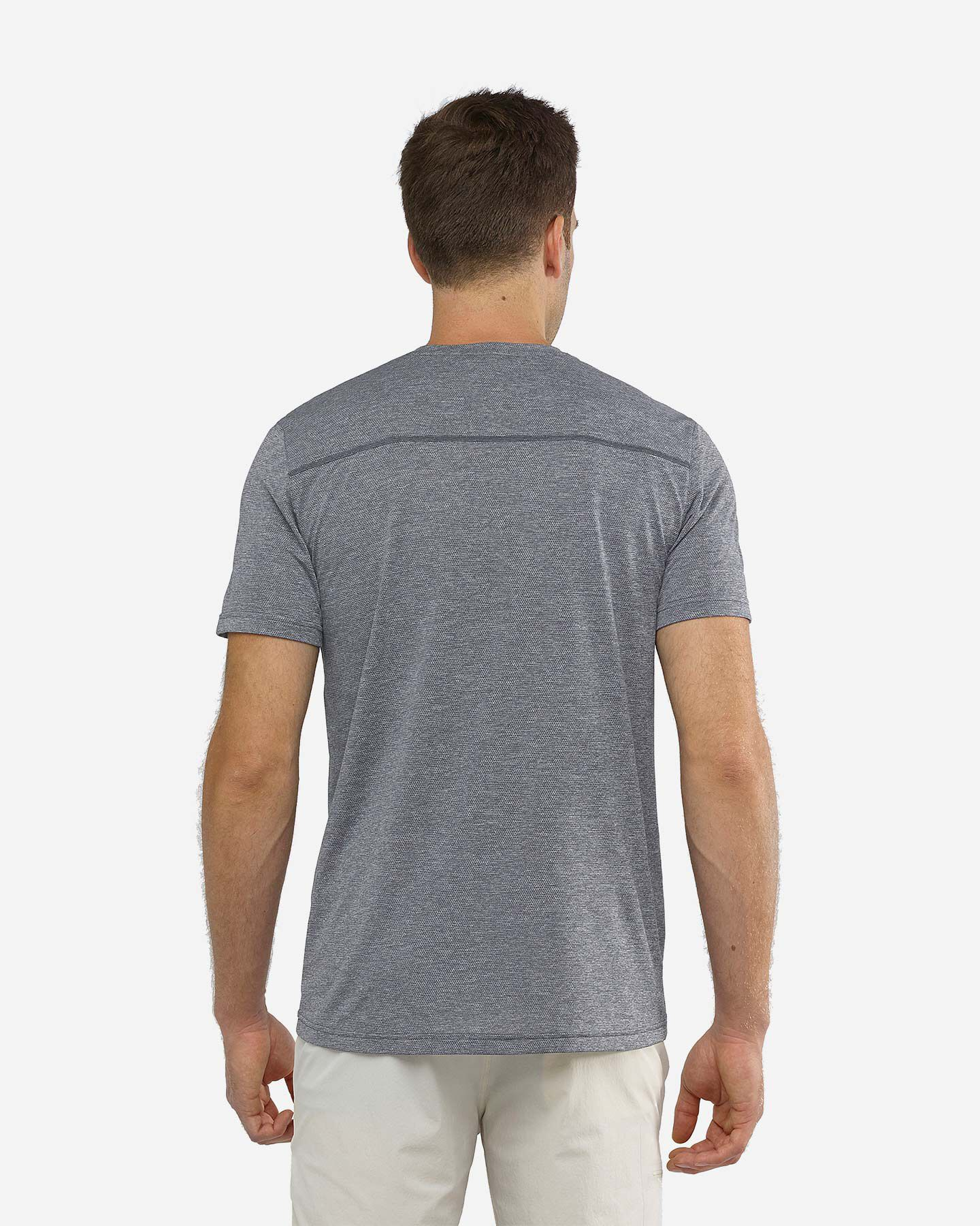 T-Shirt SALOMON EXPLORE PIQUE M S5173794 scatto 3