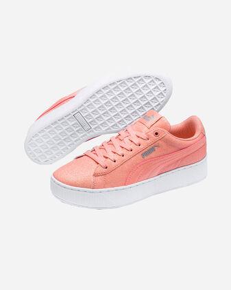Scarpe sneakers PUMA VIKKY PLATFORM JR GS