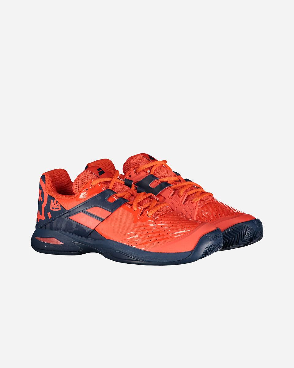 Scarpe tennis BABOLAT PROPULSE CLAY JR S5185959 scatto 1