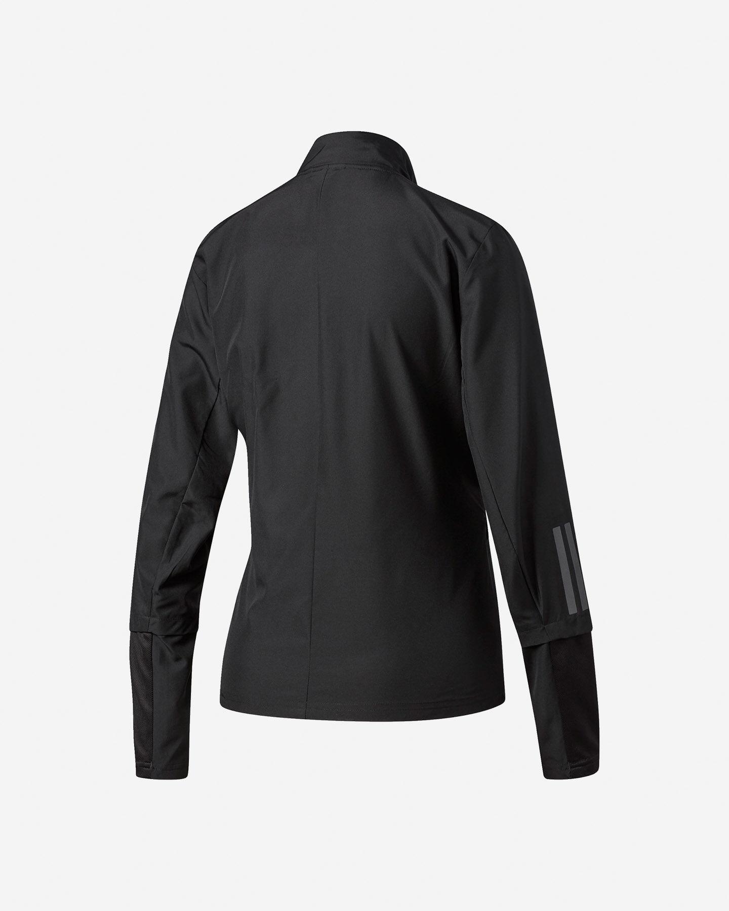 W Jacket B47701 Response Wind Cisalfa Giacca Sport Su Adidas Running AFWqvxx