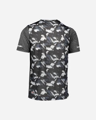T-Shirt training ARENA LOGO C/MESH M