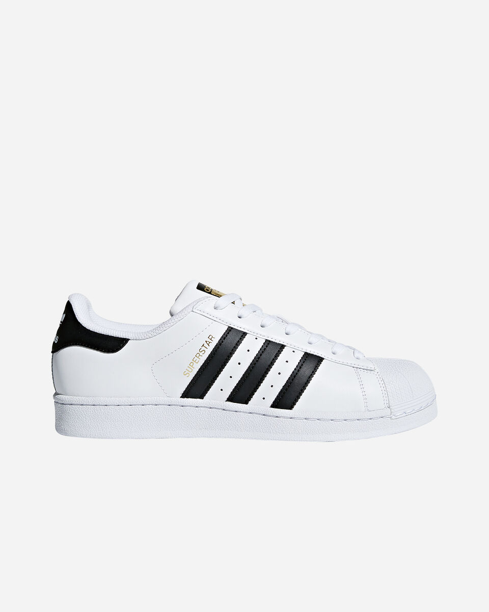 Scarpe sneakers ADIDAS SUPERSTAR S1291555 scatto 0