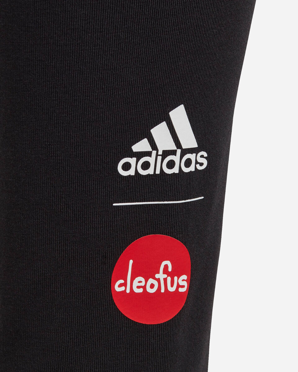 Leggings ADIDAS 3S CLEOFUS JR  S5212155 scatto 3