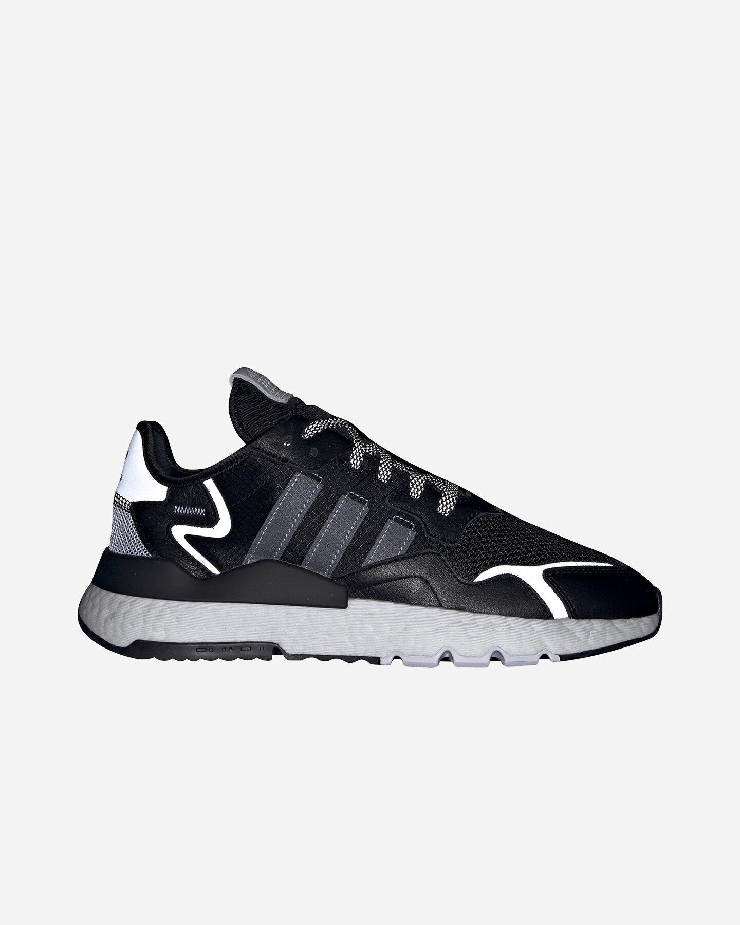 Scarpe sneakers ADIDAS NITE JOGGER M S5209261 scatto 1