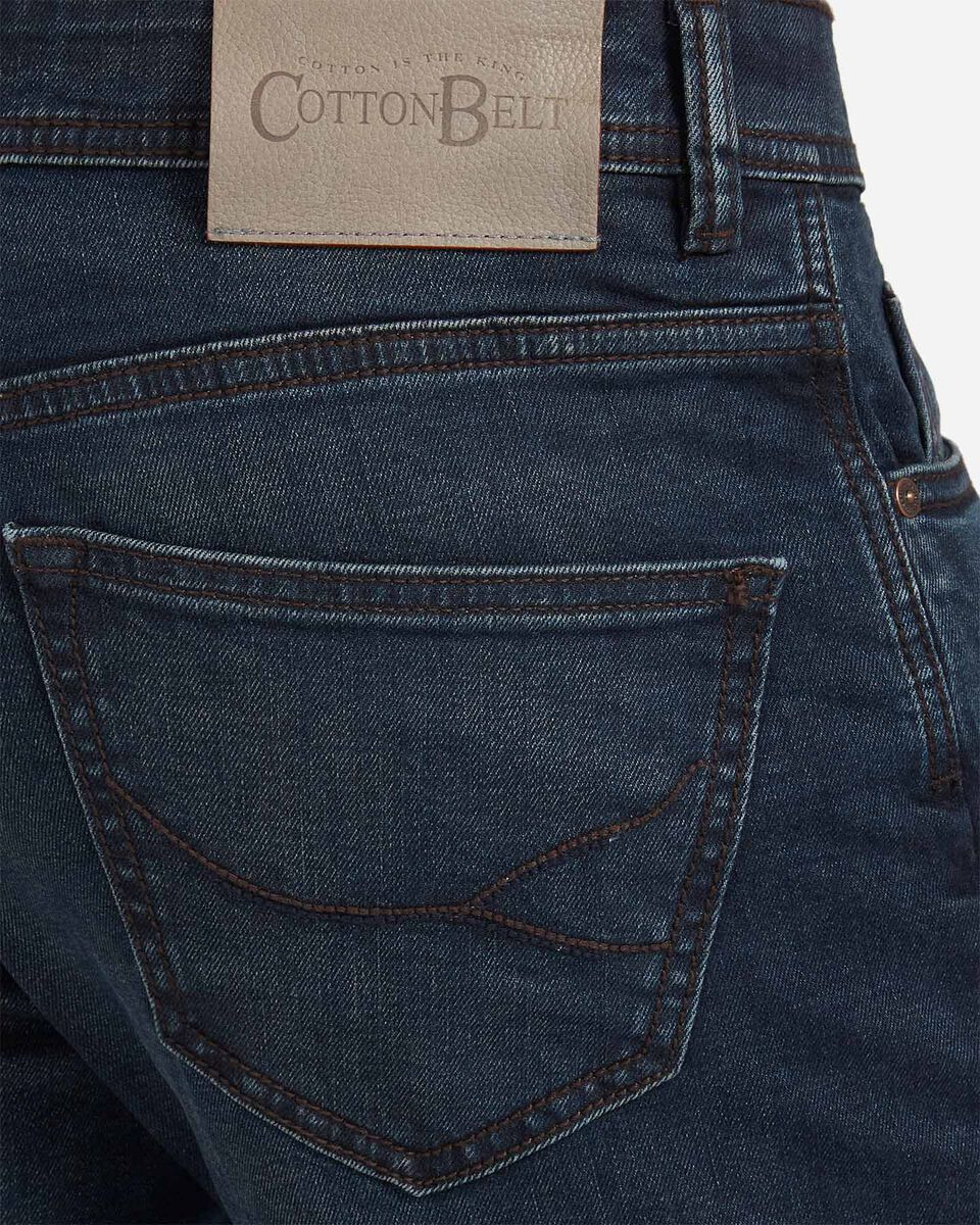 Jeans COTTON BELT 5TS MODERN M S4076653 scatto 3