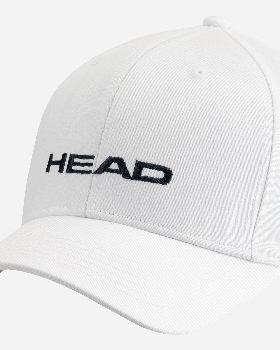 Cappellino HEAD PROMOTION S5221169|WH|UNI scatto 1