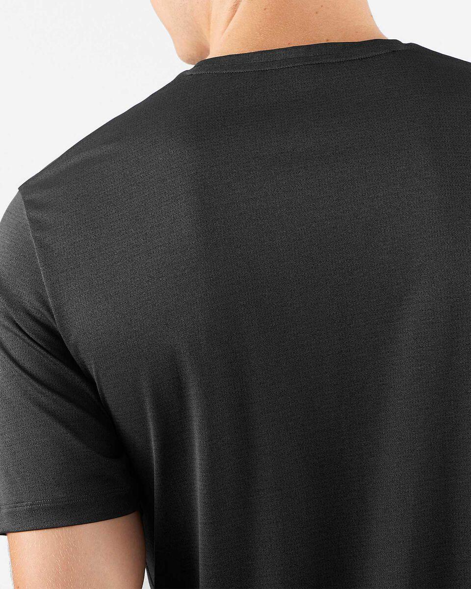 T-Shirt SALOMON AGILE TRAINING M S5173875 scatto 4