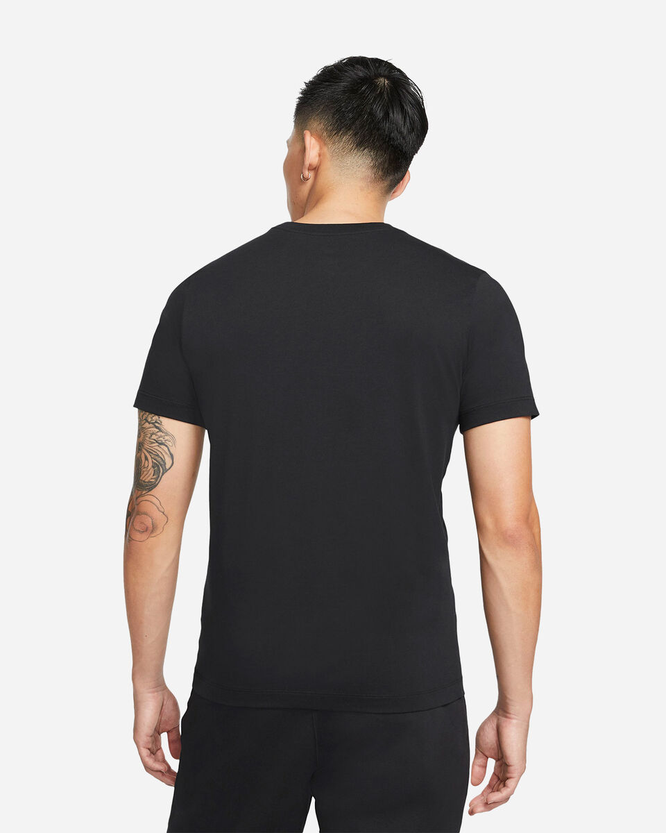 T-Shirt NIKE JORDAN PSG WORDMARK M S5267636 scatto 1