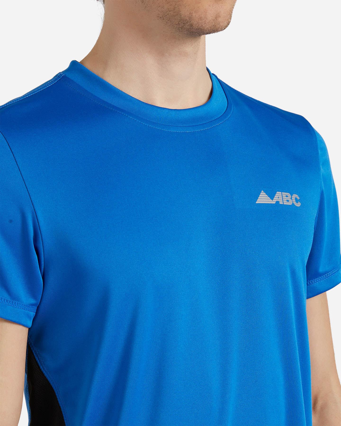T-Shirt running ABC TECH RUN M S4088027 scatto 4
