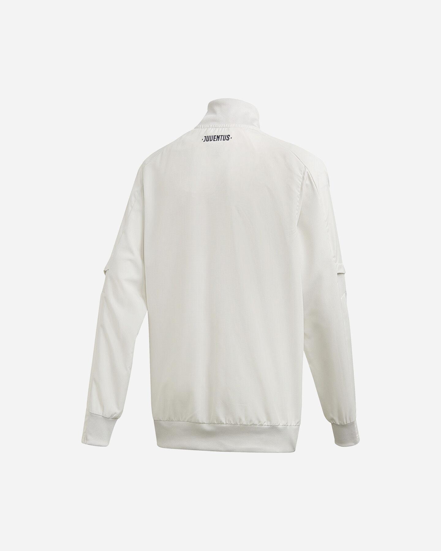 Abbigliamento calcio ADIDAS JUVENTUS PRESENTATION 20/21 JR S5217515 scatto 1