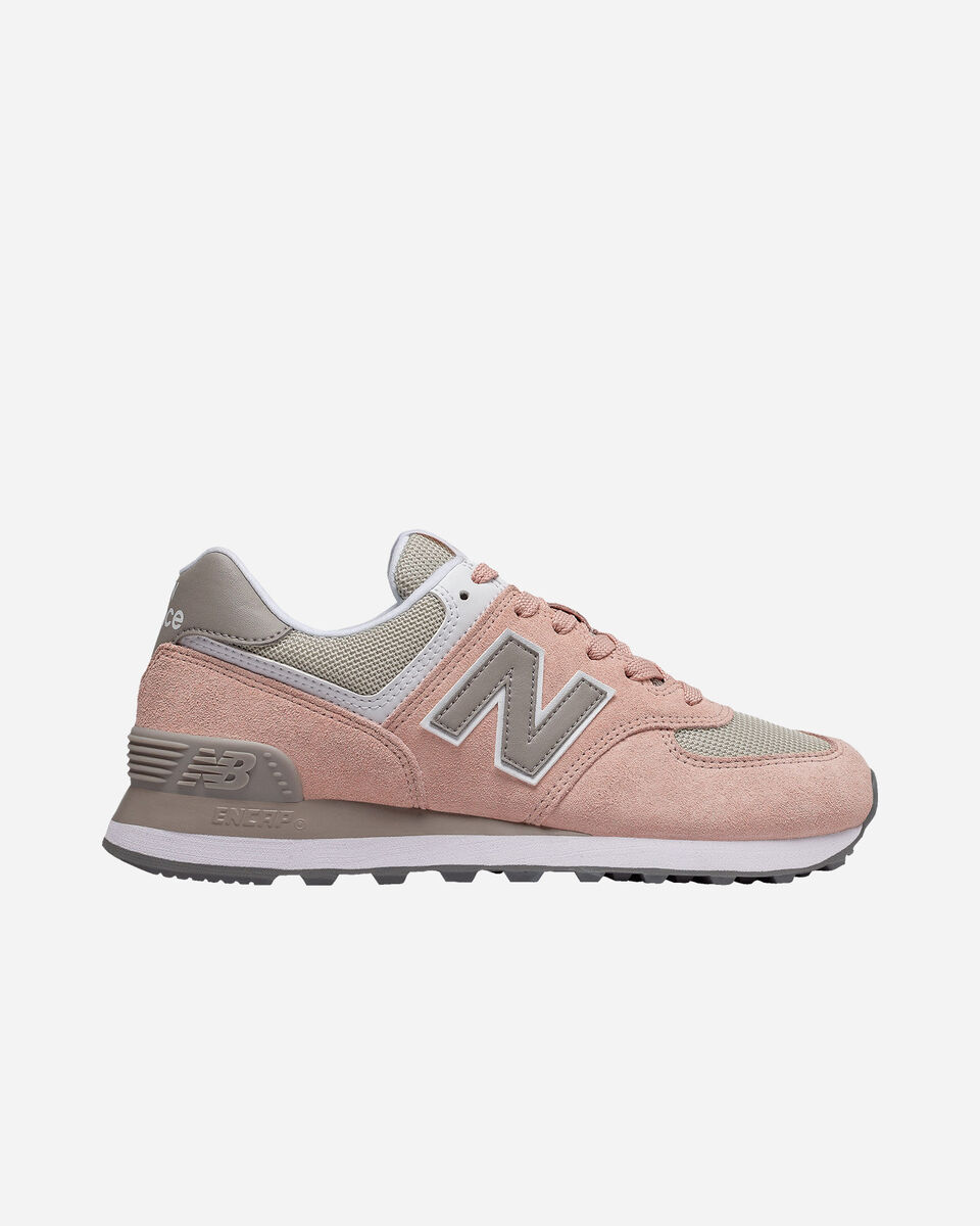 Scarpe sneakers NEW BALANCE 574 W S5122644 scatto 0