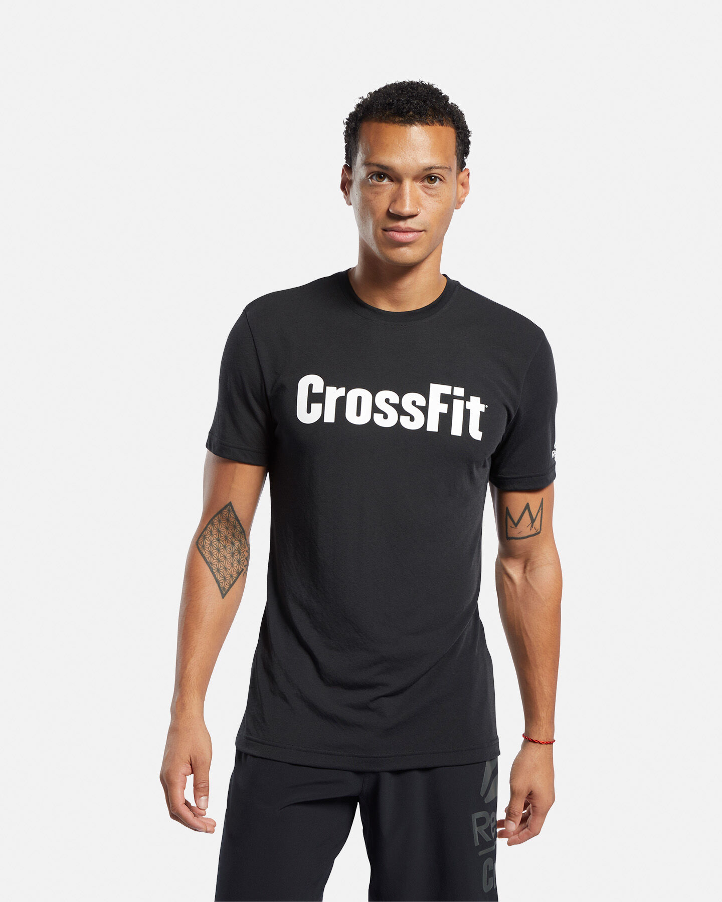 T-Shirt training REEBOK READ M S5145324 scatto 2
