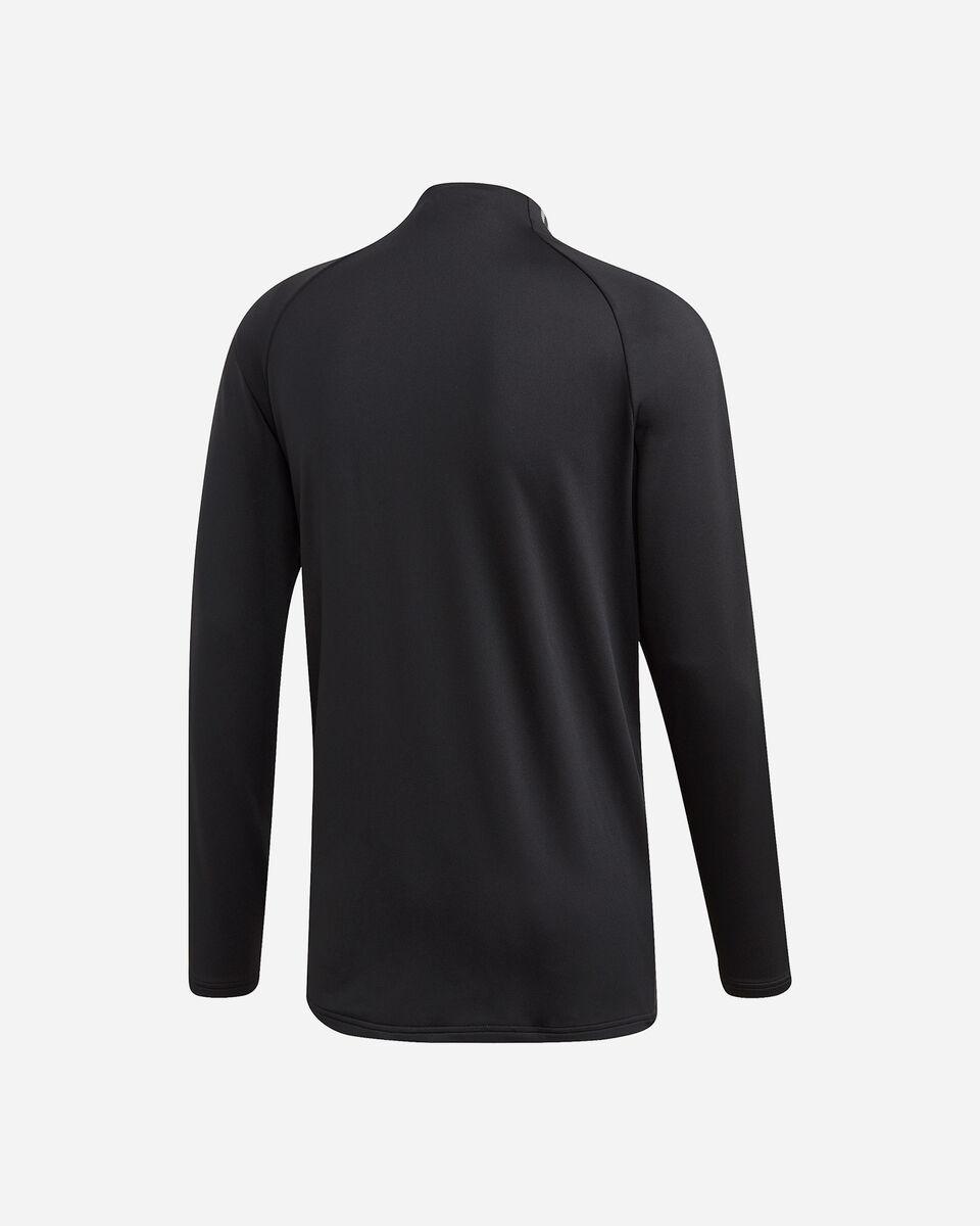 Abbigliamento calcio ADIDAS JUVENTUS ANTHEM M S5153992 scatto 1