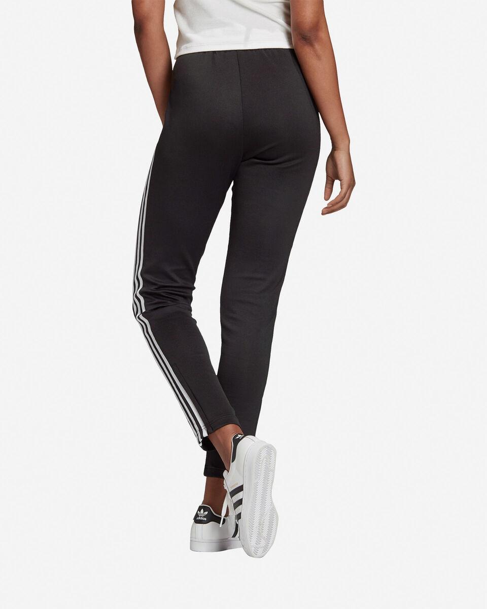 Pantalone ADIDAS INTERLOCK SLIM W S5210188 scatto 4