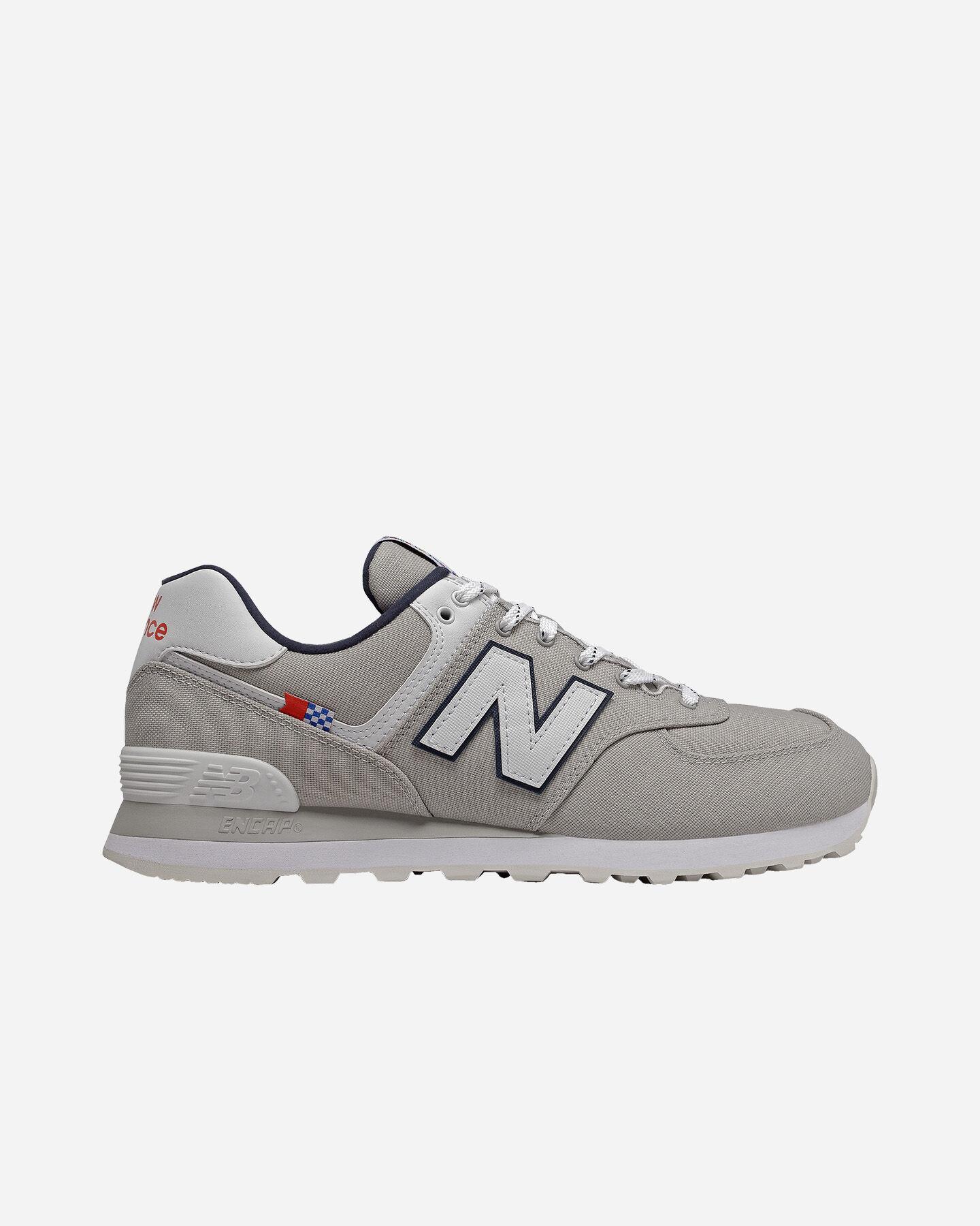Scarpe sneakers NEW BALANCE 574 M S5166050 scatto 0
