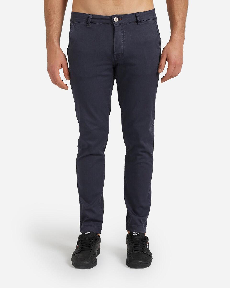 Pantalone COTTON BELT CHINO SLIM M S4076641 scatto 0