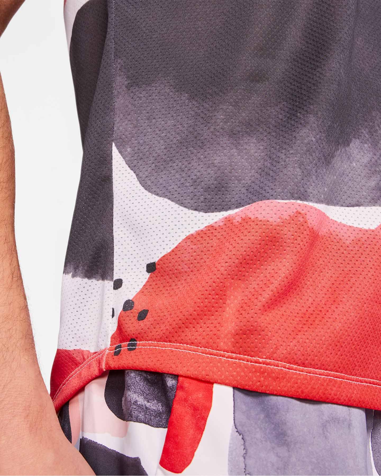 T-Shirt tennis NIKE COURT CHALLENGER M S5162982 scatto 6