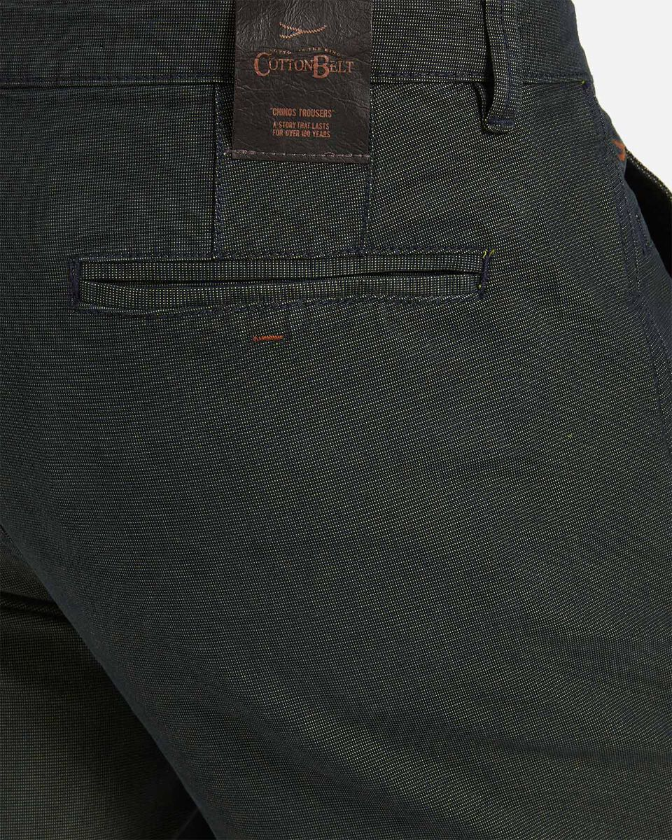 Pantalone COTTON BELT CHINO STRETCH M S4076644 scatto 3