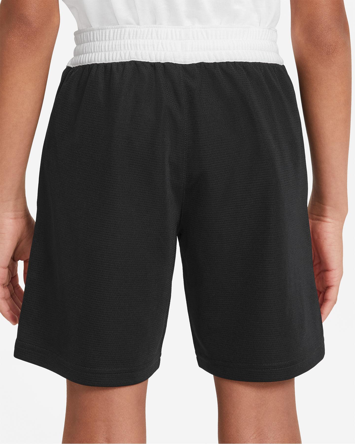 Pantaloncini NIKE DRIFIT JR S5269920 scatto 2