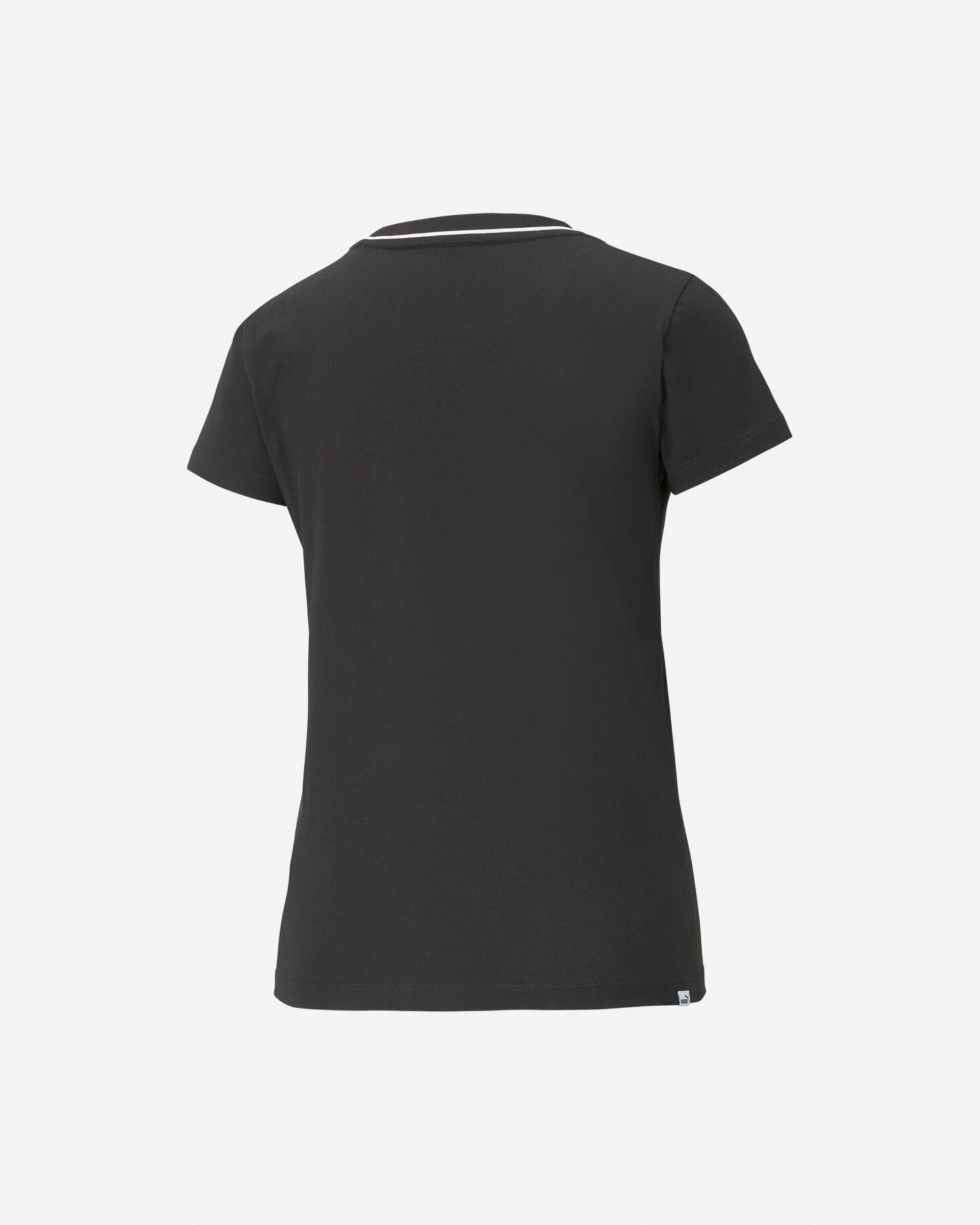 T-Shirt PUMA NEW LOGO W S5253684 scatto 1