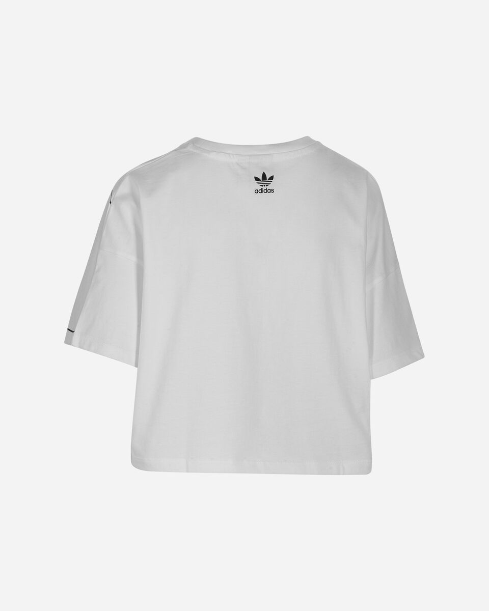 T-Shirt ADIDAS ORIGINALS BIG TREFOIL W S5210185 scatto 1