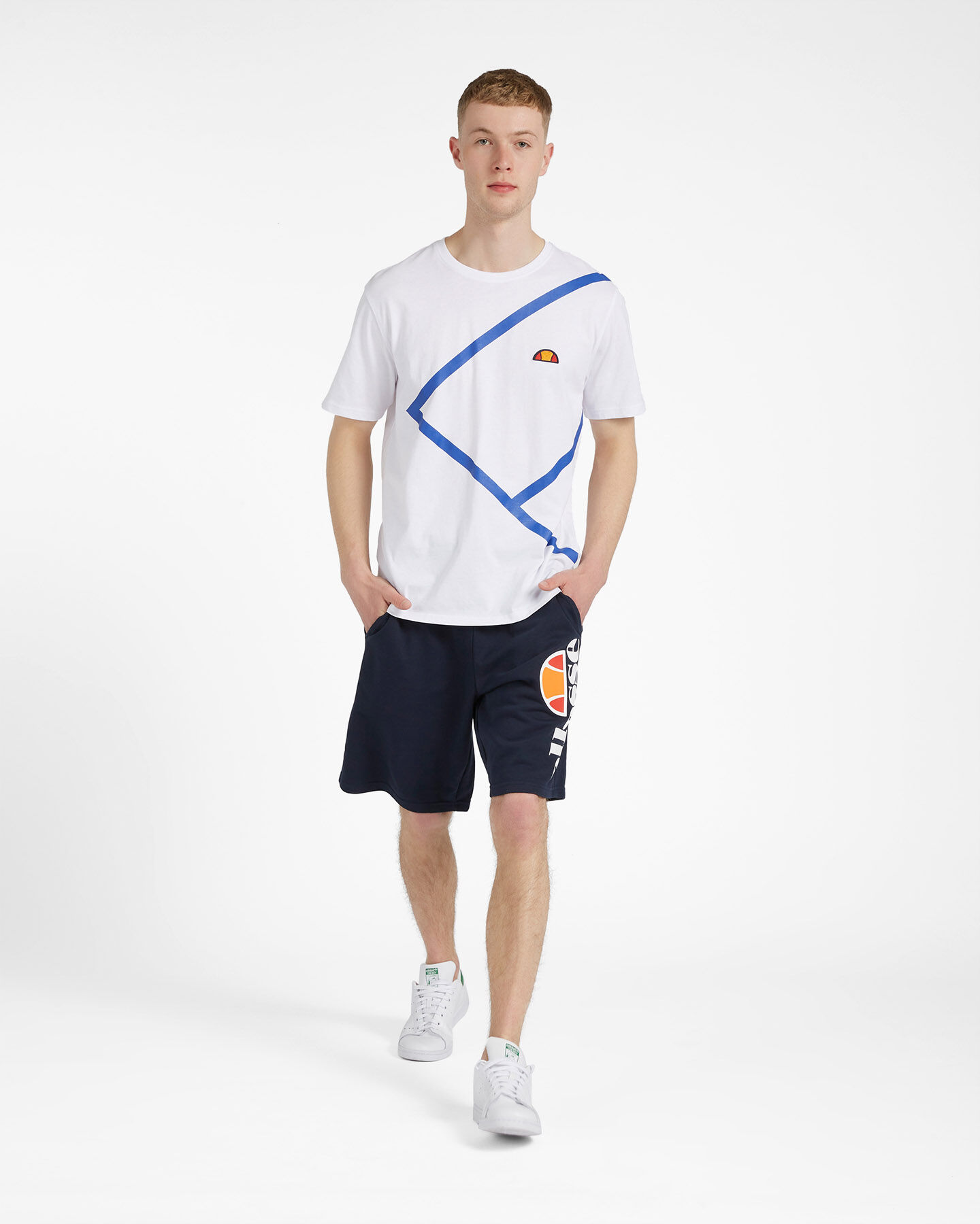 T-Shirt ELLESSE RIMINI TENNIS M S4087809 scatto 3
