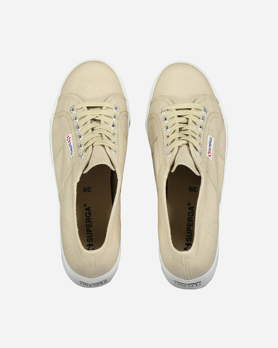 Scarpe sneakers SUPERGA 2790ACOTW LINE UP AND DOWN W S4069189 scatto 3