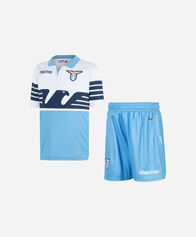 STOREAPP EXCLUSIVE bambino MACRON KIT LAZIO HOME 18-19 JR
