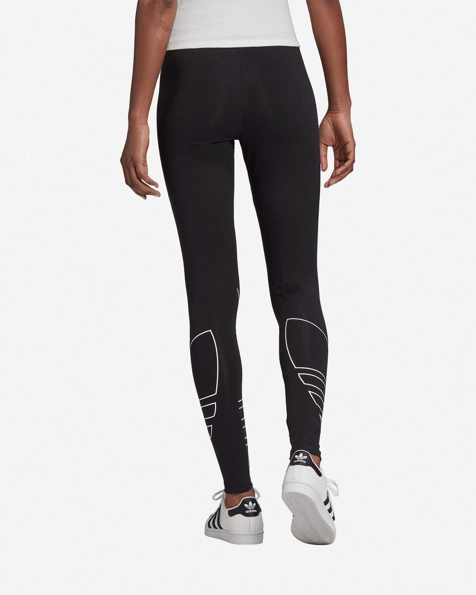 Jeans ADIDAS ORIGINALS BIG TREFOIL W S5210138 scatto 4