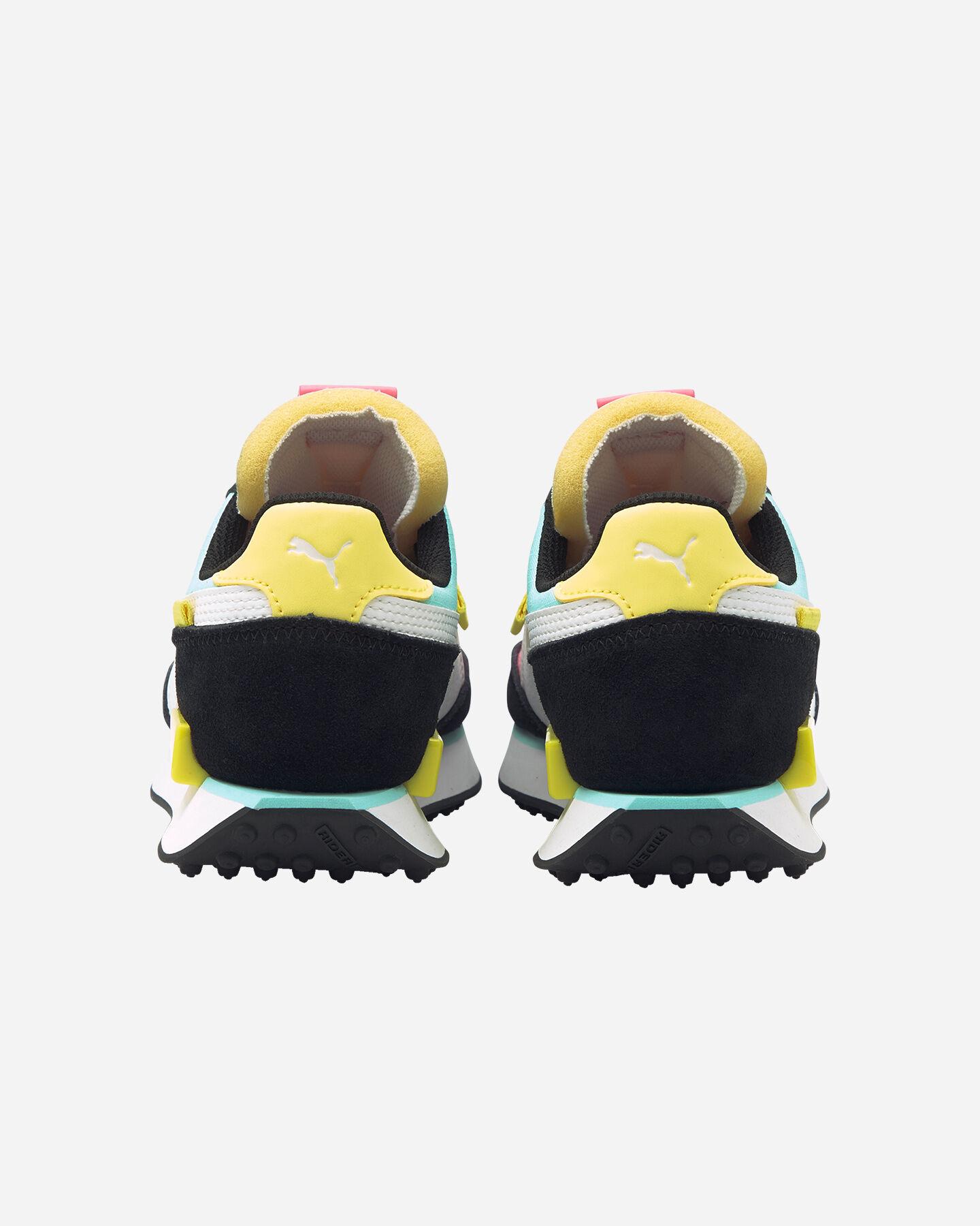 Scarpe sportive PUMA FUTURE RIDER PS JR S5283252 scatto 4