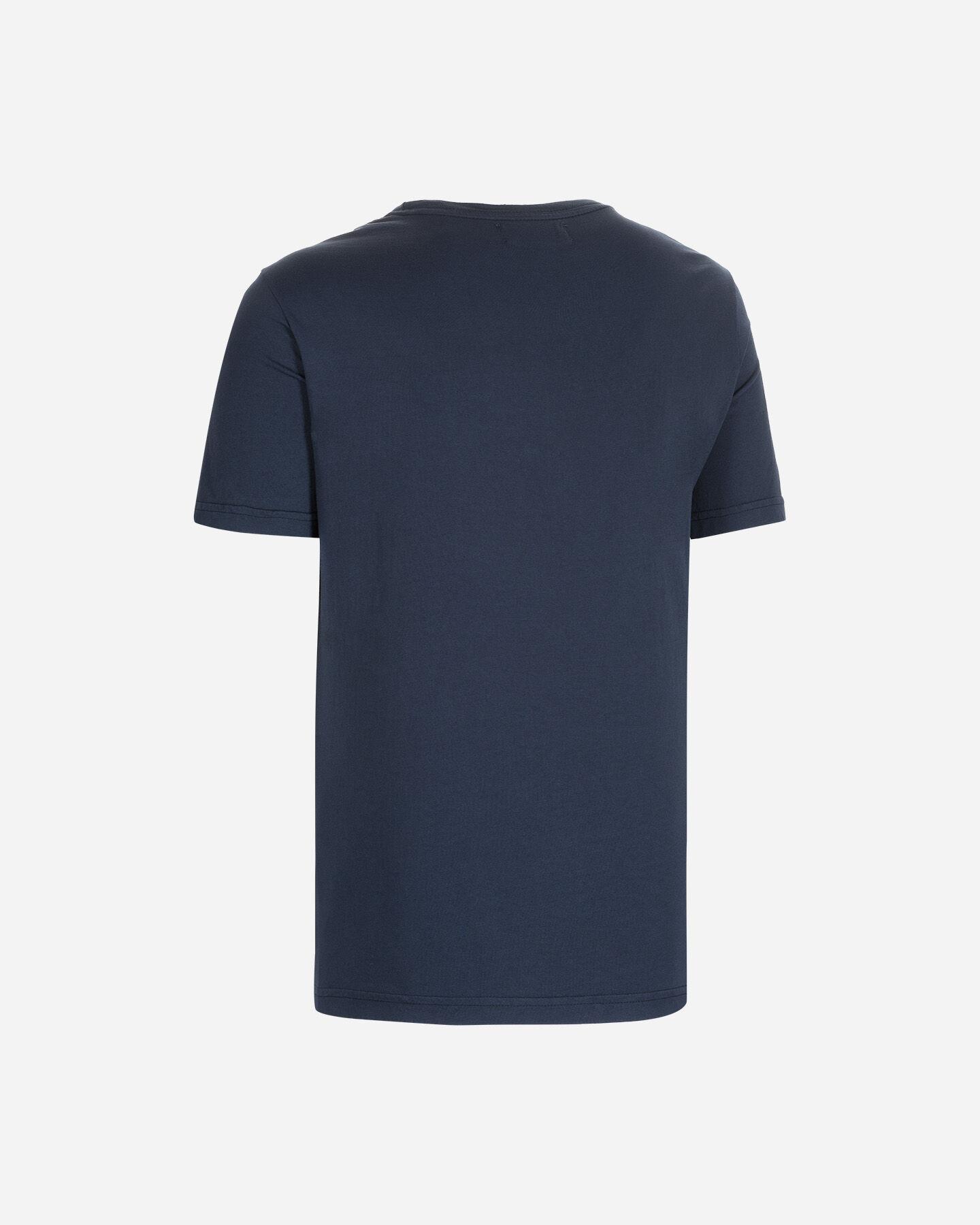 T-Shirt CONVERSE LOGO MINIMAL M S5246608 scatto 1