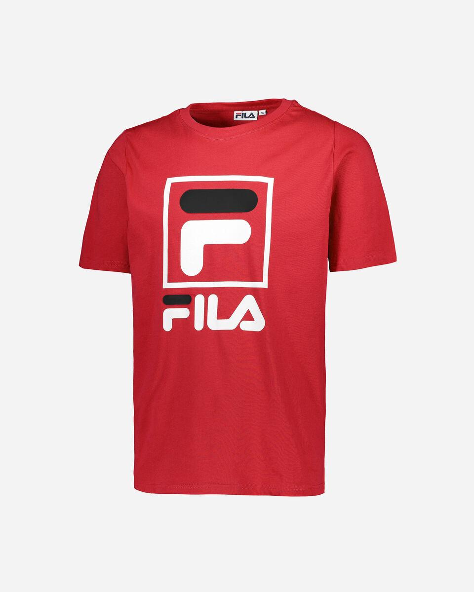 T-Shirt FILA LOGO VINTAGE M S4088402 scatto 5