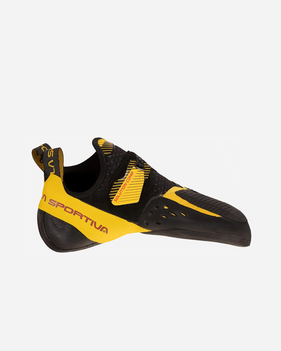 Scarpette arrampicata LA SPORTIVA SOLUTION COMP S5198171 scatto 0
