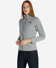 PATAGONIA BETTER SWEATER donna PATAGONIA BETTER SWEATER FLEECE FZ W