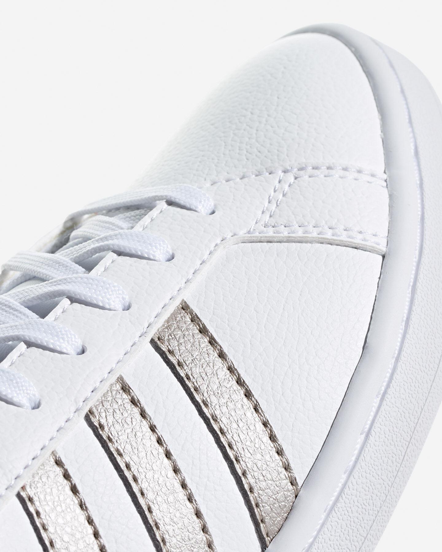 Scarpe sneakers ADIDAS CORE GRAND COURT W S2013642 scatto 4