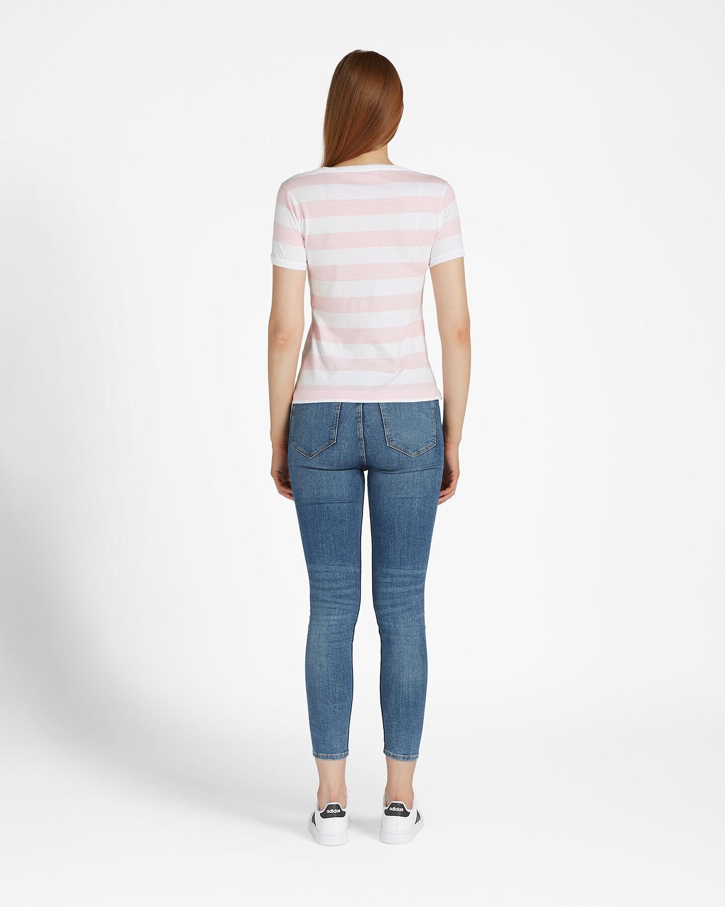 T-Shirt BEST COMPANY STRIPES W S4064575 scatto 2
